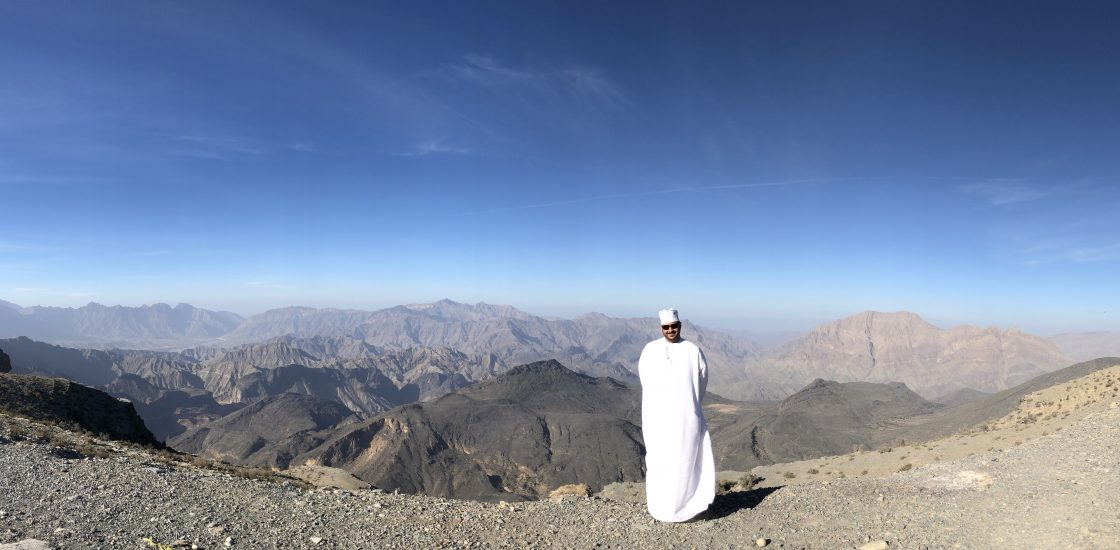 Welcome to Oman